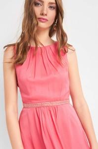 b248c90e56 Różowa sukienka ORSAY mini