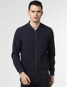 Niebieska kurtka Mc Earl w stylu casual krótka