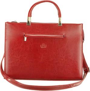 Czerwona torebka Perfekt Plus