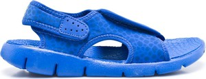 Niebieskie buty dziecięce letnie Nike Kids
