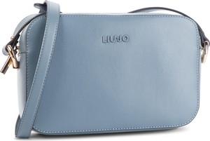 Niebieska torebka Liu-Jo w młodzieżowym stylu