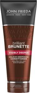 John Frieda Briliant Brunette Visibly Deeper Odżywka Włosy Ciemne 250Ml