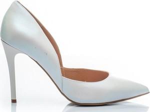 b702bc29 buty ślubne srebrne. - stylowo i modnie z Allani