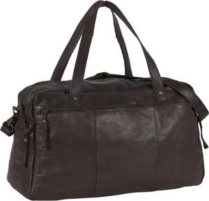 Brązowa torba podróżna Re:designed