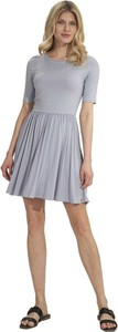 Sukienka Figl sportowa z krótkim rękawem