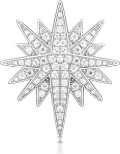 Broszka srebrna W.KRUK SCH/BC261