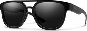 amazon.de SMITH OPTICS(farmaceutycznyny), męskie okulary przeciwsłoneczne Agency wielokolorowe (Mtt Black) 54