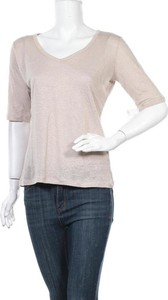 Bluzka Tif Tiffy w stylu casual z okrągłym dekoltem