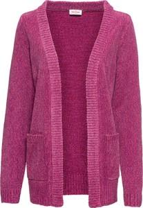 Różowy sweter bonprix John Baner JEANSWEAR w stylu casual