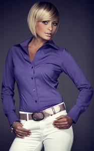 Koszula Figl z bawełny