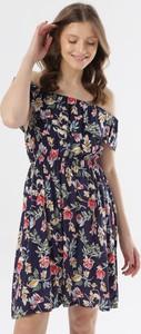 Sukienka born2be rozkloszowana mini