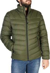 Zielona kurtka Napapijri krótka