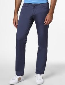 Niebieskie spodnie Nils Sundström
