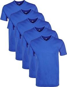 Niebieski t-shirt amazon.de