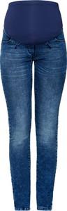 Torelle Elastyczne spodnie jeansy ciążowe Margo XXL