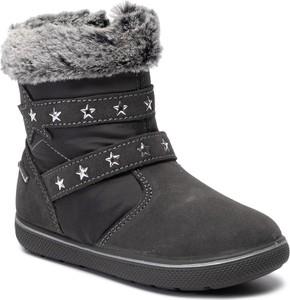 Buty dziecięce zimowe Primigi na zamek z goretexu