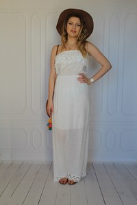 Sukienka arioso.pl z bawełny hiszpanka