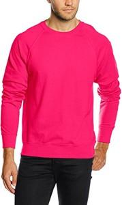 Różowa bluza Fruit Of The Loom