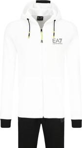 Dres EA7 Emporio Armani z dresówki