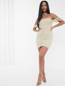 Sukienka The Girlcode bandażowa mini