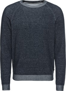Granatowy sweter Jack & Jones