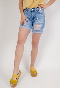 Szorty Olika z jeansu