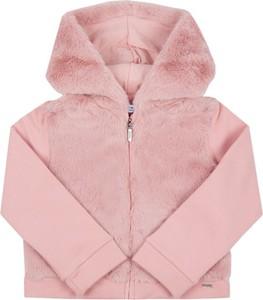 Różowa bluza dziecięca Mayoral
