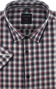 Koszula Laviino w stylu casual z tkaniny