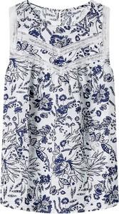 Bluzka ORSAY z bawełny z okrągłym dekoltem bez rękawów