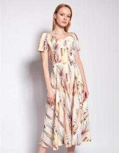 Sukienka Lanti z krótkim rękawem