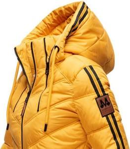 Płaszcz Marikoo z plaru