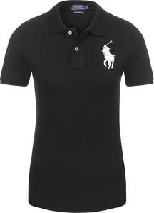 Bluzka POLO RALPH LAUREN w stylu casual z krótkim rękawem