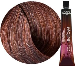L'Oreal Paris Loreal Majirel | Trwała farba do włosów - kolor 4.45 brąz miedziano-mahoniowy 50ml - Wysyłka w 24H!