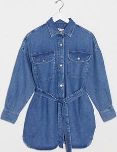 Koszula Asos z jeansu