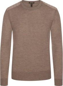 Brązowy sweter Belstaff