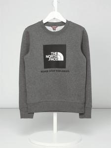 Bluza dziecięca The North Face z bawełny