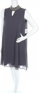 Granatowa sukienka Perceptions mini