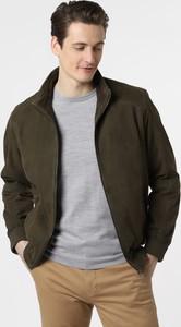 Zielona kurtka Andrew James w stylu casual krótka