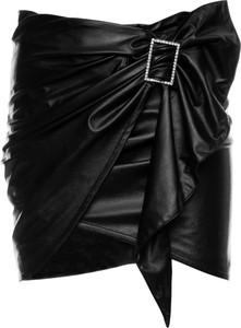 Spódnica Pinko ze skóry mini