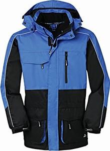Niebieska kurtka 4protect