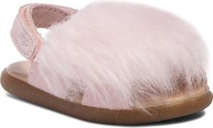 Buty dziecięce letnie ugg australia z wełny