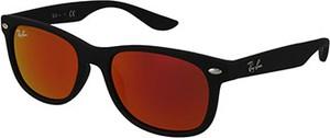 Ray-Ban Ray Ban 9052S 100S6Q Okulary przeciwsłoneczne dziecięce