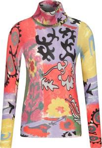 Sweter Desigual z kaszmiru w stylu casual