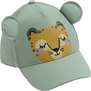 Turkusowa czapka Cool Club