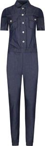 Kombinezon Trussardi Jeans w młodzieżowym stylu z długimi nogawkami