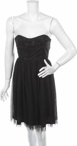 Czarna sukienka Only mini