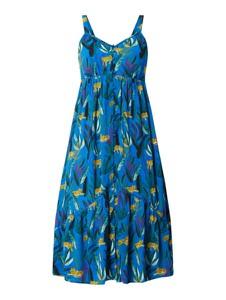 Niebieska sukienka Superdry