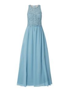 Sukienka V.m. z szyfonu bez rękawów