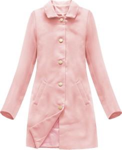 Płaszcz ITALY MODA w stylu casual