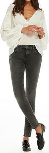 Czarne jeansy Scotch & Soda w stylu casual z bawełny